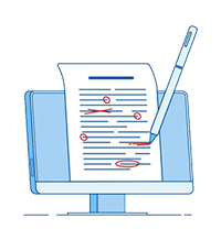 We will refined your manuscript in the story, poems whatever you want with the professional way